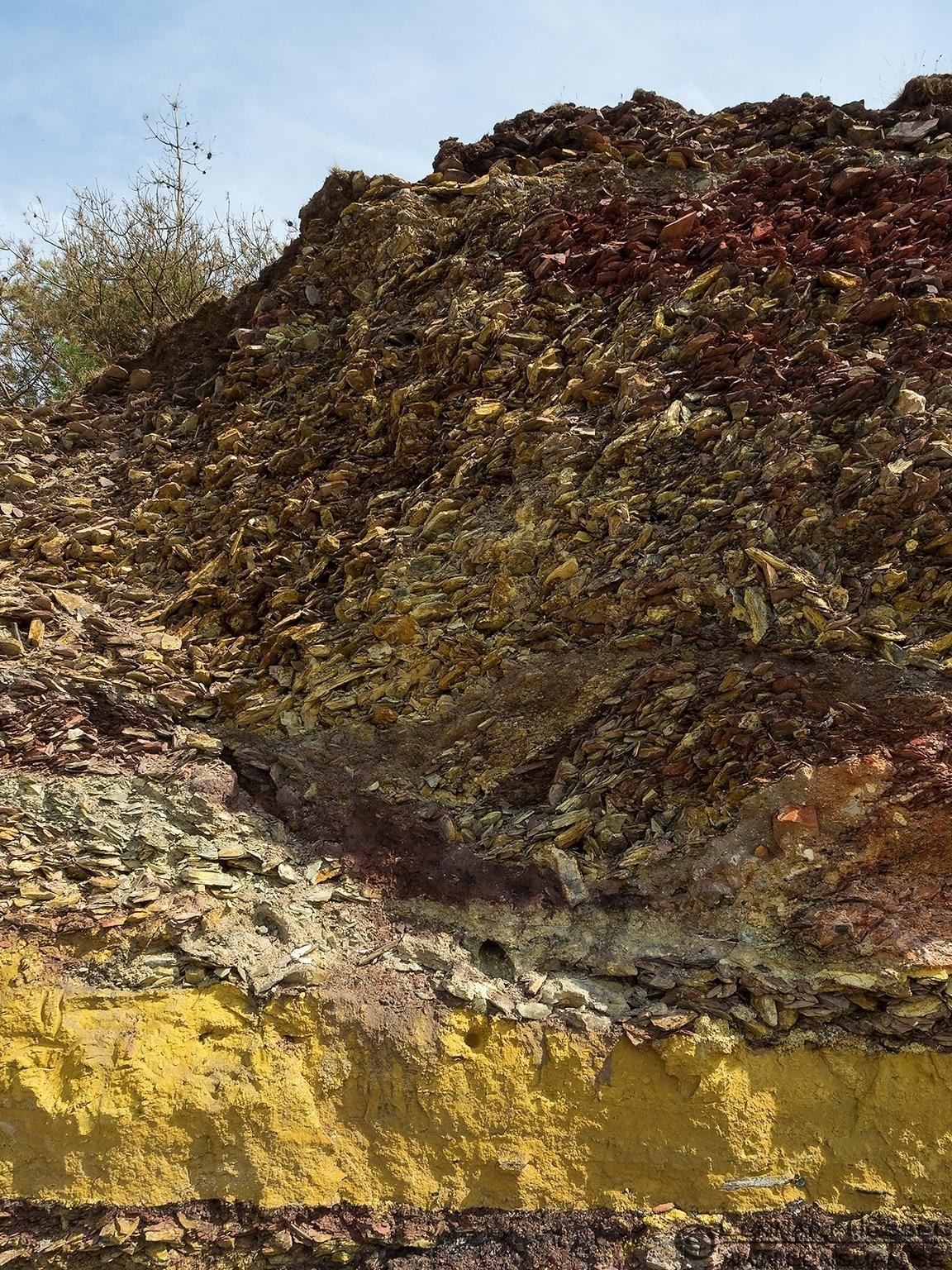 Many layers Öland 2012
