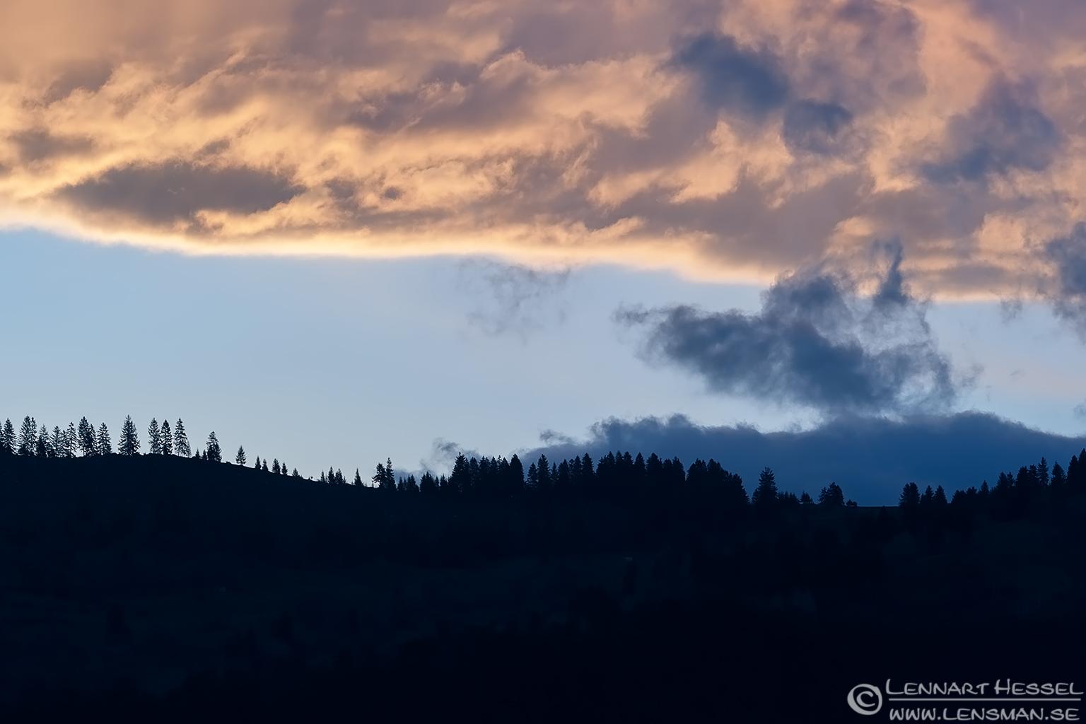 Sunrise Transylvania, Romania