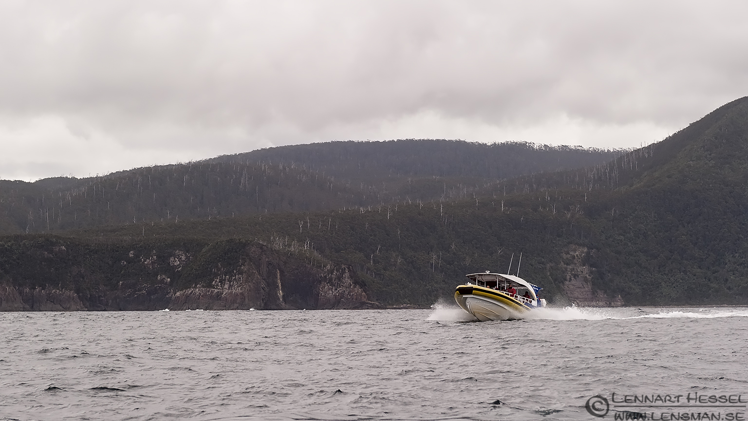 Pennicott Wilderness Cruise Bruny Island