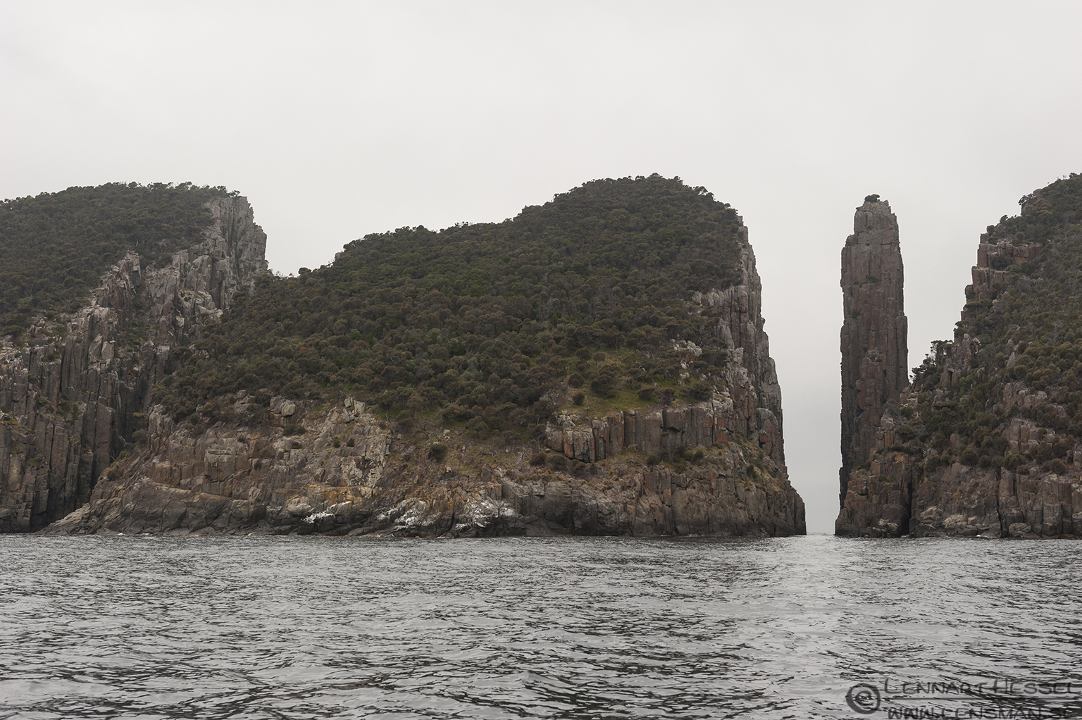 The gate Tasman Peninsula
