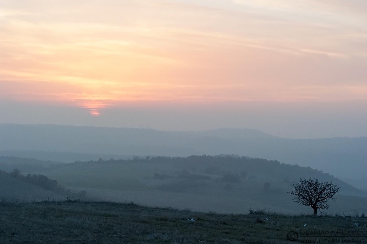Sunset 140216