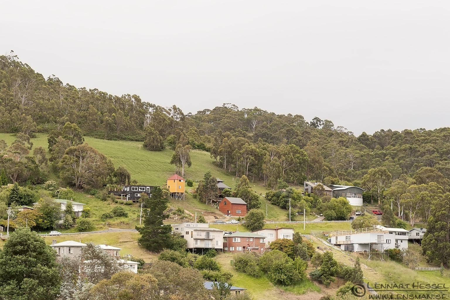 Hobart suburbs Tasmania