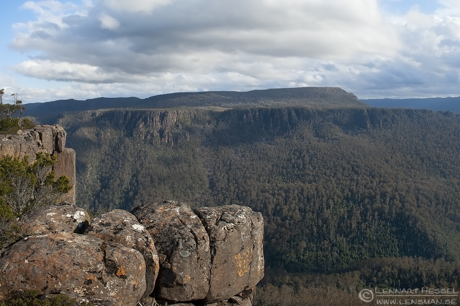 Devils Gullet Tasmania