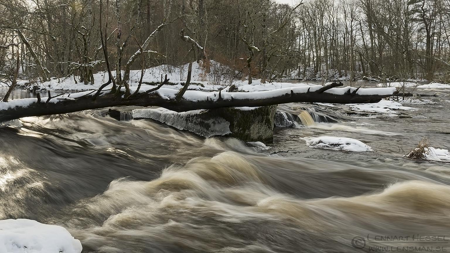 Flowing water Främmestad