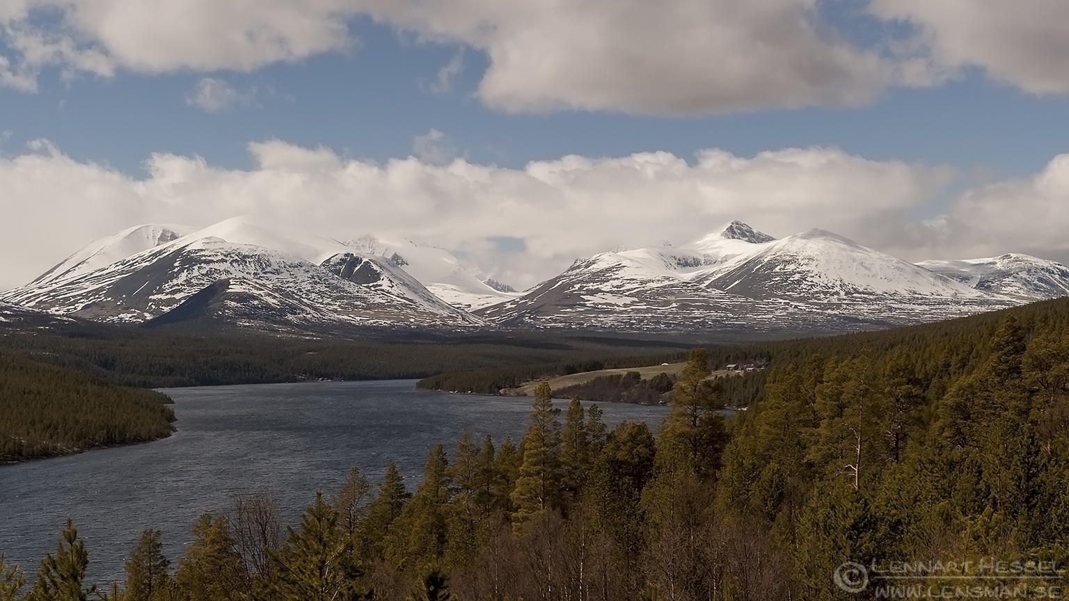 Rondane Dovrefjell