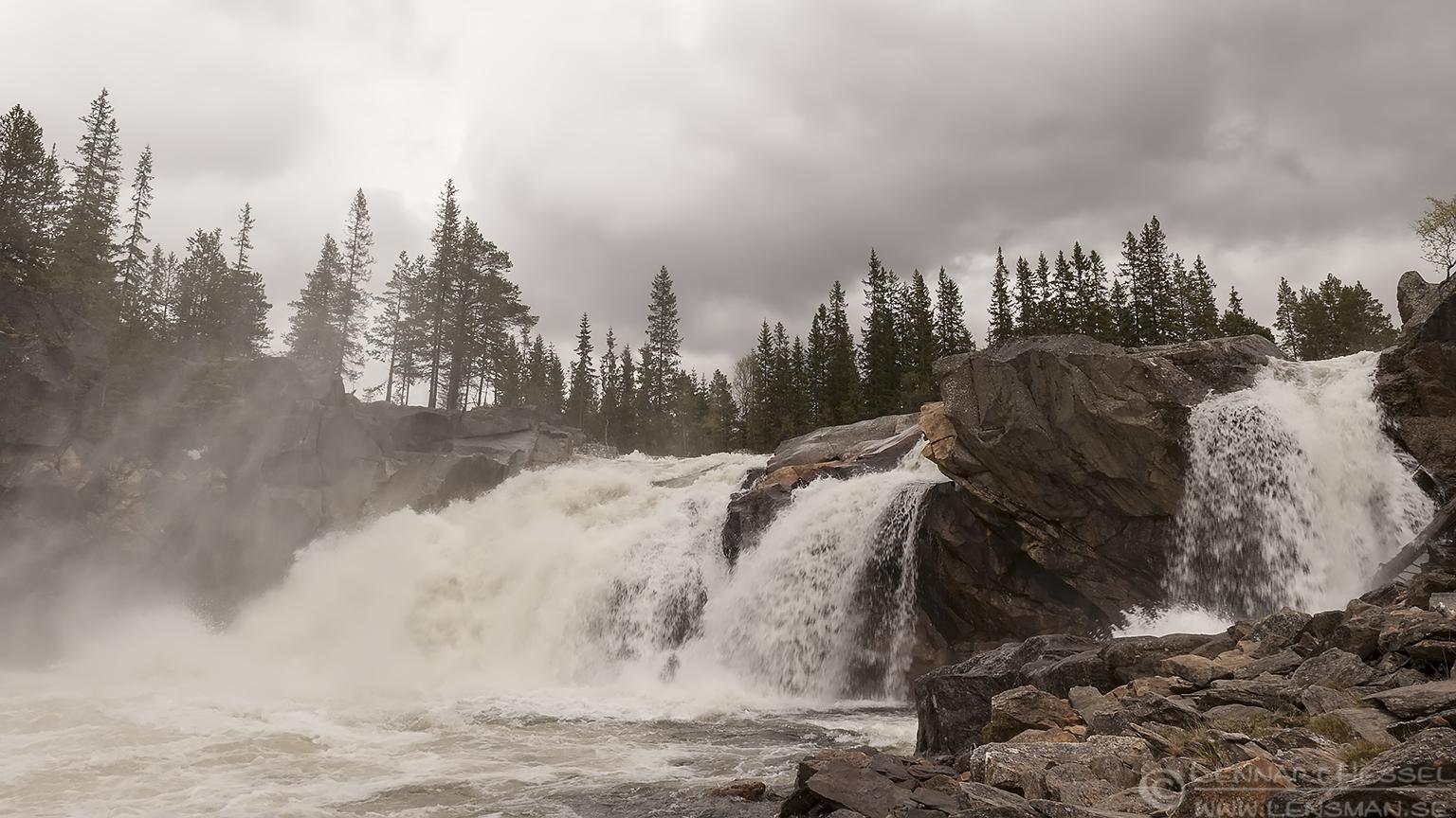 Eafossen Norway