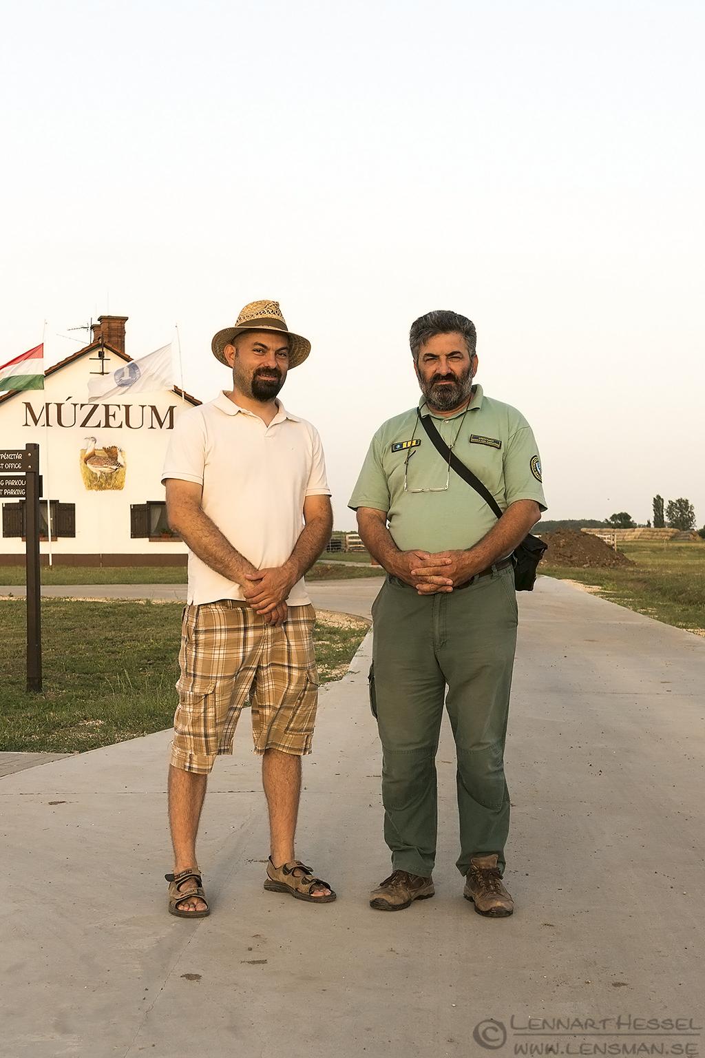 Zoltán and Tony Bee-eater Bonanza 2015