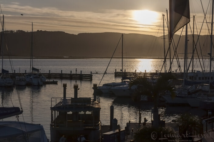 Knysna harbour, South Africa