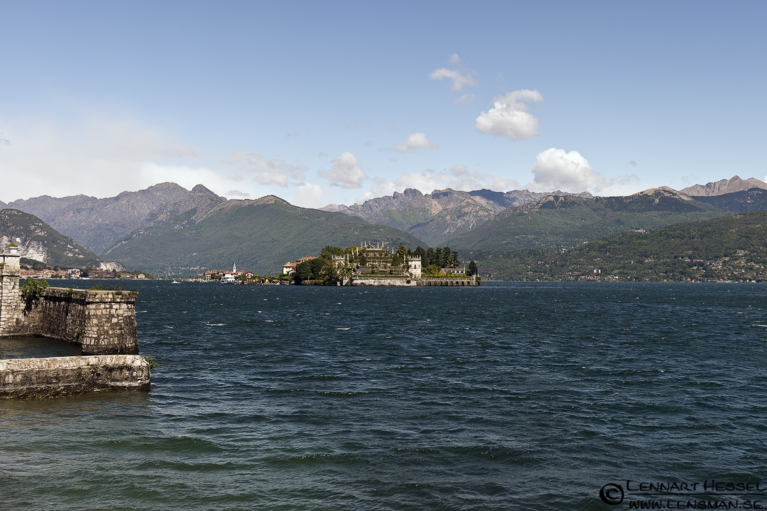 Lago Maggiore, Italy Piedmont