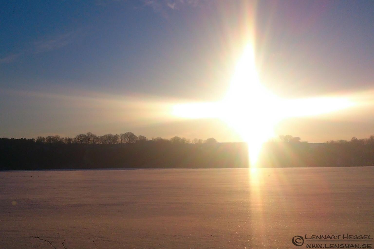 Sunrise Fyledalen