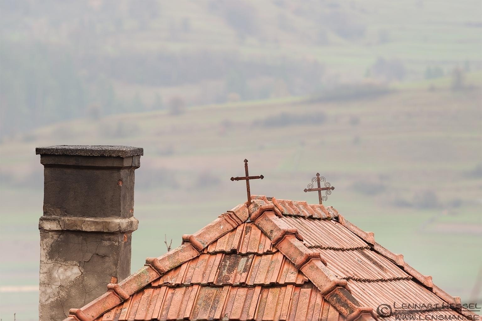 Roof Transylvania, Romania