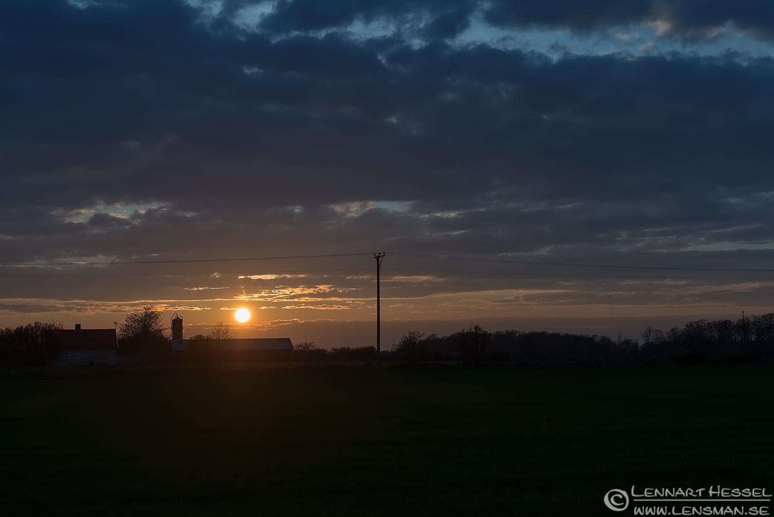 Sunset Beijershamn