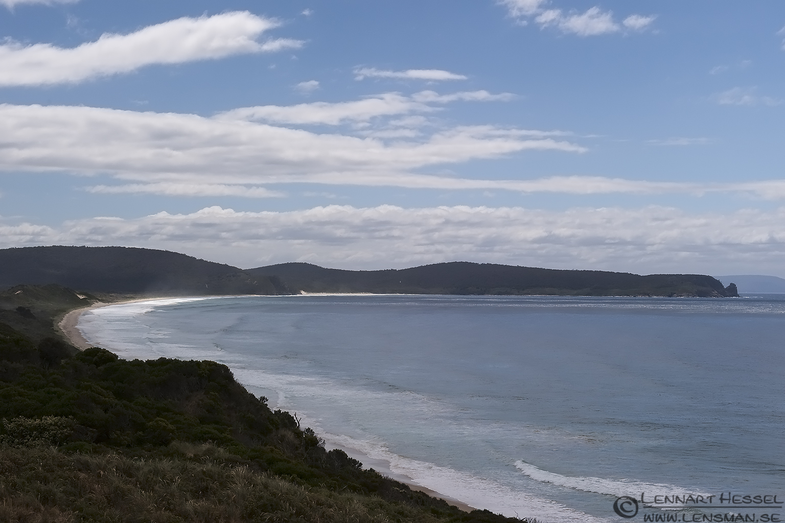 Bay Bruny Island