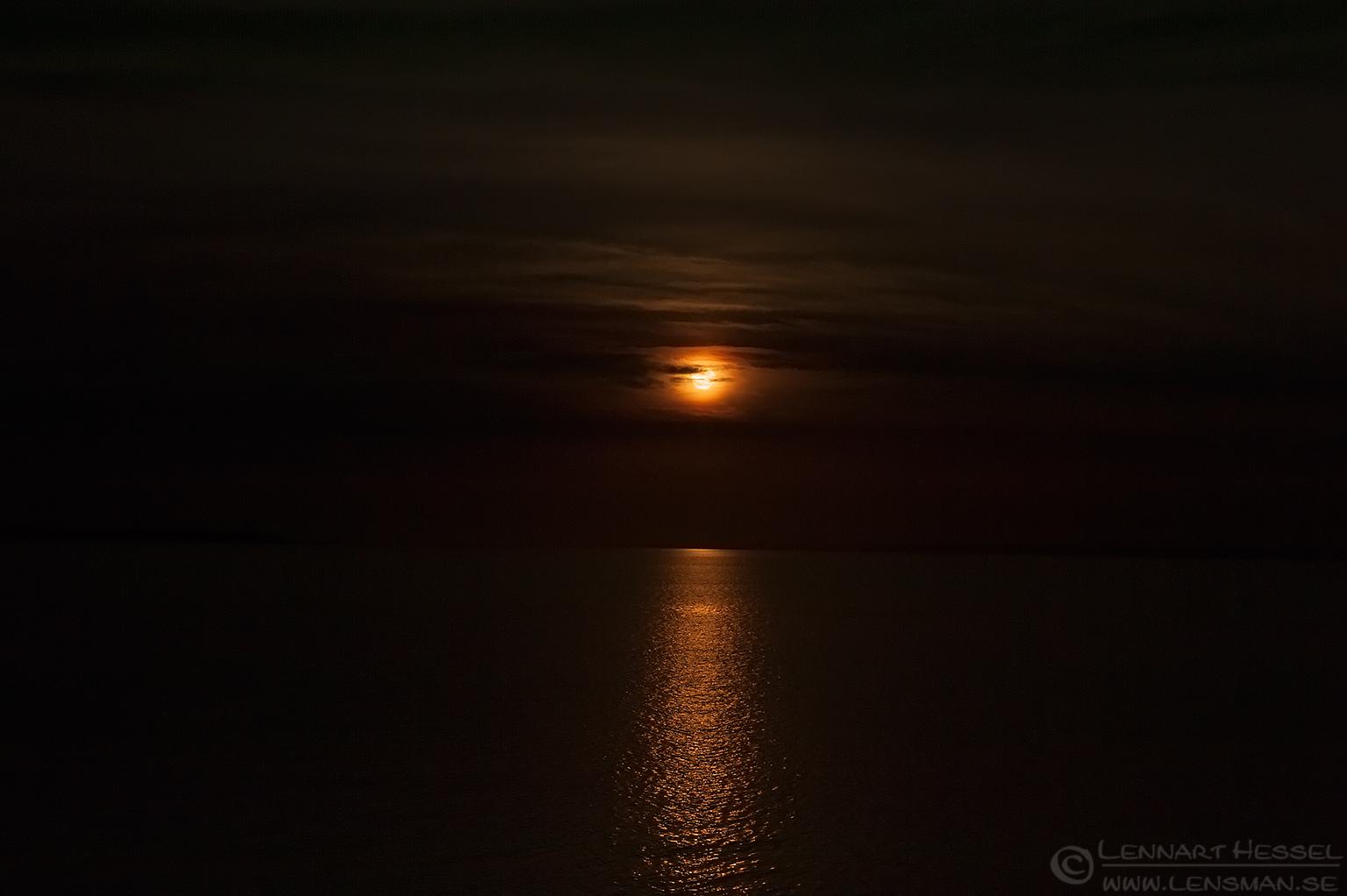Sunset Australia Victoria Metung