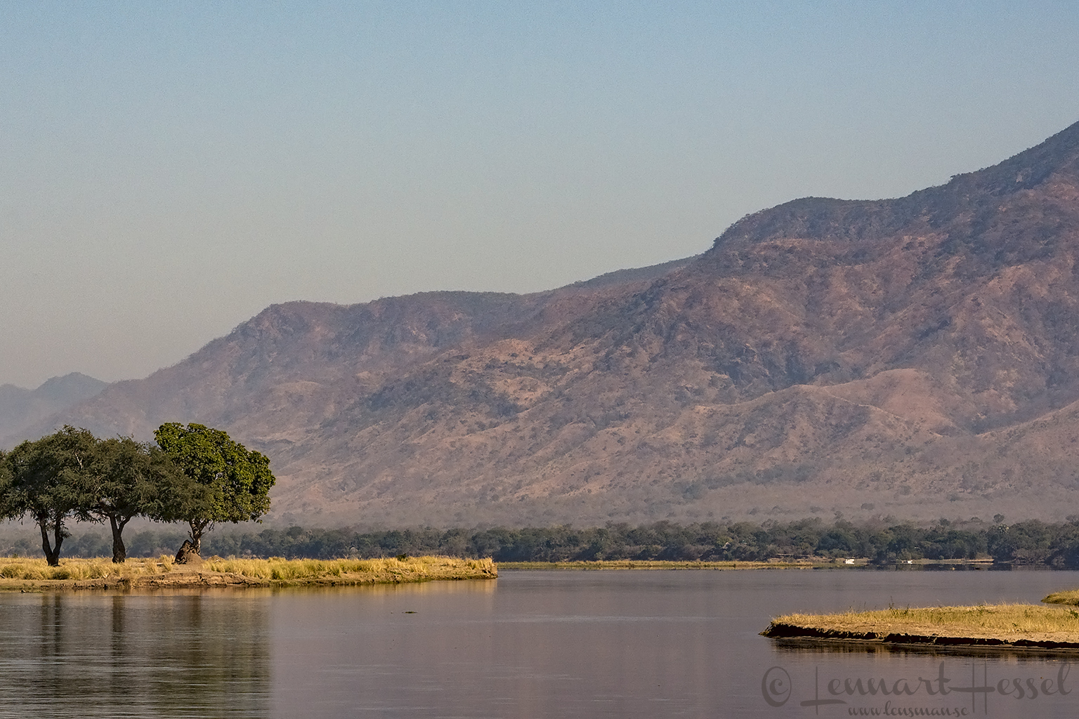 Zambezi Mana Pools National Park Zimbabwe