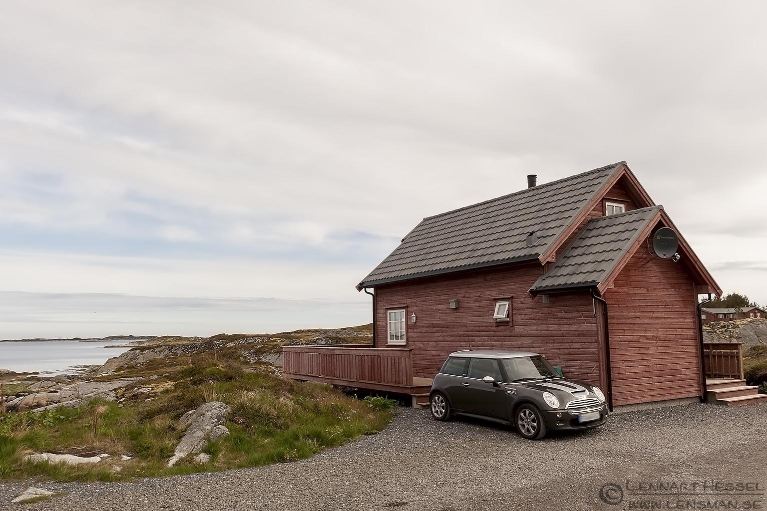 Rorbu Smøla Norway