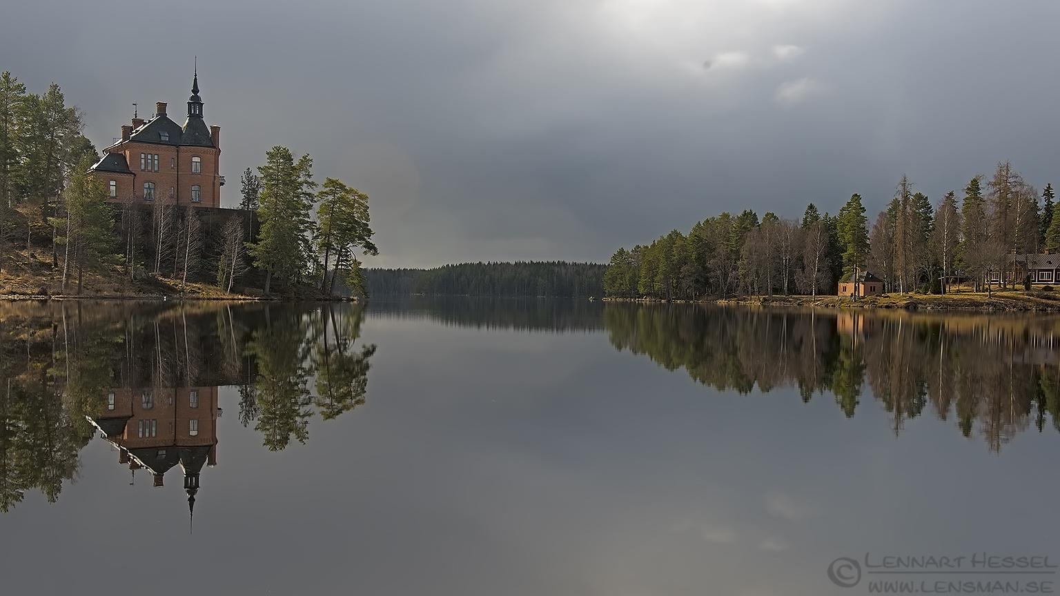 Ängelsberg intimate landscape